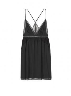 Фото Ночная рубашка из коллекции Heavenly by Victoria от Victoria's Secret - Black