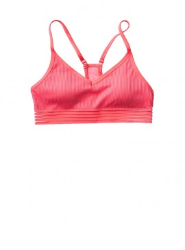 Фото Топ Ultimate Lightly Lined от Victoria's Secret PINK - Poppy Ribbed