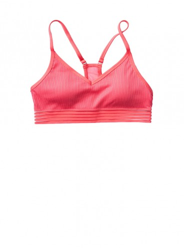 Топ Ultimate Lightly Lined от Victoria's Secret PINK - Poppy Ribbed