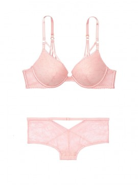 Фото Комплект белья Plunge Push-up от Victoria's Secret - Dollhouse