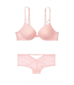 Комплект белья Plunge Push-up от Victoria's Secret - Dollhouse