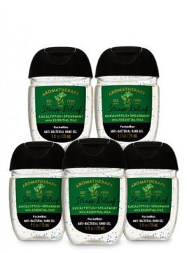 Фото Санитайзер Bath and Body Works - Eucalyptus Spearmint