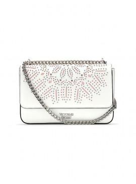 Фото Стильная сумка Laser Cut Bond Street от Victoria's Secret - White