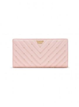 Фото Стильный кошелек-кейс для iPhone от Victoria's Secret - Pink