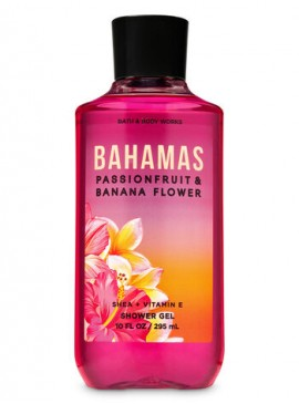 Фото Гель для душа Bahamas от Bath and Body Works