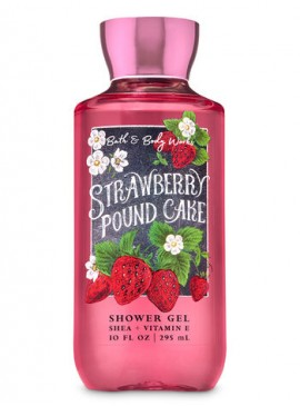 Фото Гель для душа Strawberry Pound Cake от Bath and Body Works