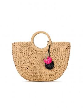 Фото Соломенная сумка от Victoria's Secret - Natural