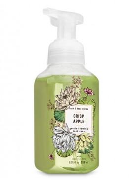 Фото Пенящееся мыло для рук Bath and Body Works - Crips Apple