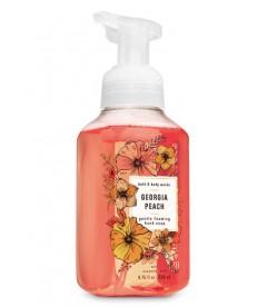 Пенящееся мыло для рук Bath and Body Works - Georgia Peach