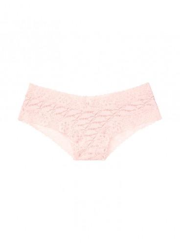 Хлопковые трусики-чики Victoria's Secret - Pink