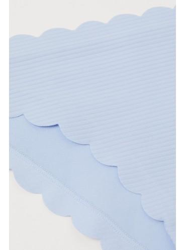 Стильный купальник с Push-Up от H&M - Light Blue