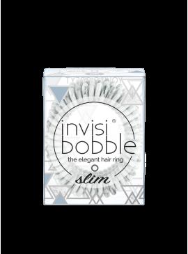 Фото Резинка-браслет для волос invisibobble SLIM - Marblelous You're Greyt