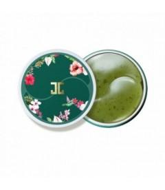Патчи под глаза Jayjun Green Tea Eye Gel Patch (60шт.)