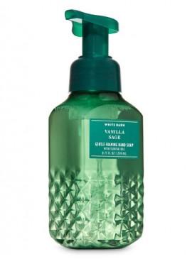 Фото Пенящееся мыло для рук Bath and Body Works - Vanilla Sage