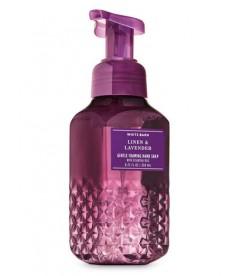 Пенящееся мыло для рук Bath and Body Works - Linen Lavender