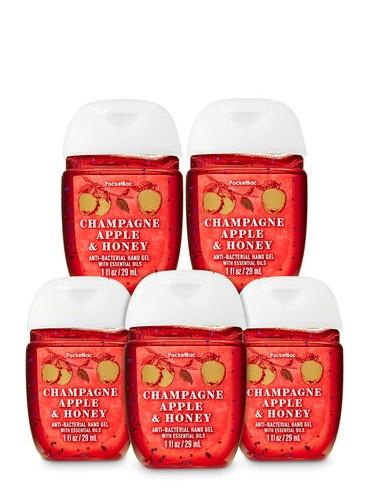 Санитайзер Bath and Body Works - Champagne Apple Honey