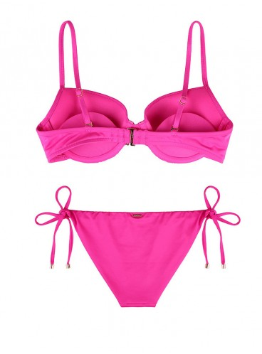 NEW! Стильный купальник Booster от Victoria's Secret - Flamingo