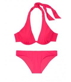 Стильный купальник Halter Underwire от Victoria's Secret - Watermelon