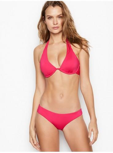 NEW! Стильный купальник Halter Underwire от Victoria's Secret - Watermelon