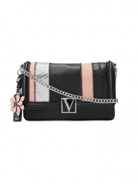 Фото Стильная сумка Victoria Mini Shoulder Bag от Victoria's Secret - Black