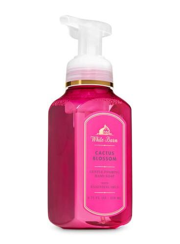 Пенящееся мыло для рук Bath and Body Works - Cactus Blossom