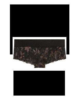 Фото Кружевные трусики-чики от Victoria's Secret PINK - Black