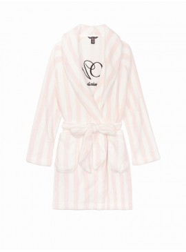 Фото Плюшевый халат от Victoria's Secret - Pink Stripe