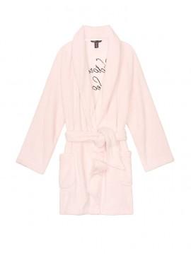 Фото Плюшевый халат от Victoria's Secret - Mauve Chalk