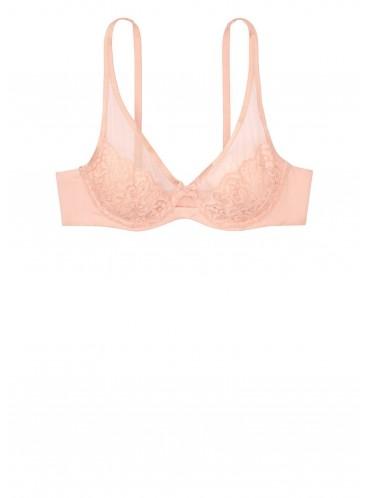 Бюстгальтер Unlined Elongated от Victoria's Secret - Peaceful Peach
