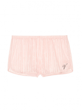 Фото Пижамные шорты Lace Short от Victoria's Secret - Pink
