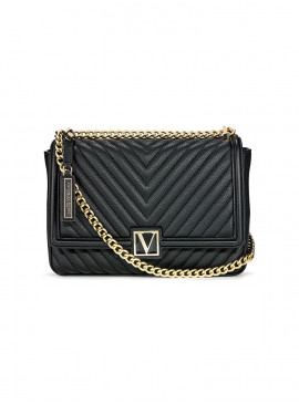 More about Стильная сумка Victoria Medium Shoulder Bag от Victoria's Secret - Black