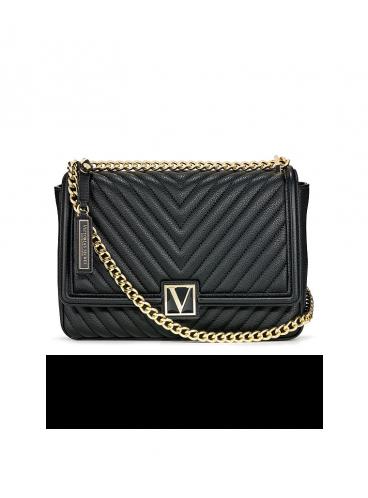 Стильная сумка Victoria Medium Shoulder Bag от Victoria's Secret - Black