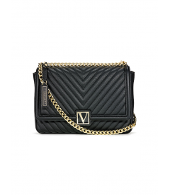 Стильная сумка Victoria Medium Shoulder Bag от Victoria's Secret - Black