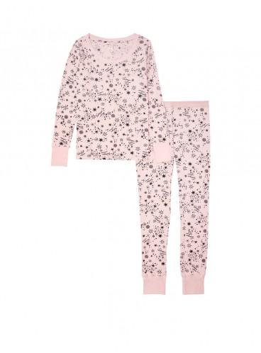 Термопижамка от Victoria's Secret - Pink Starry Sky