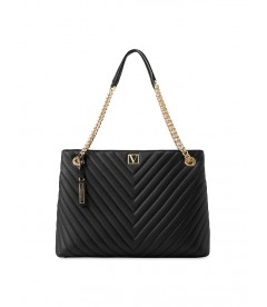 Стильная сумка The Victoria Shoulder от Victoria's Secret - Black Lily