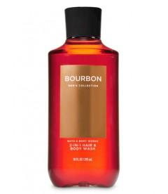 3в1 Мужское средство для мытья волос, лица и тела Bourbon от Bath and Body Works