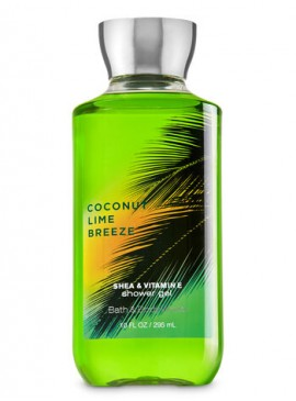 Фото Гель для душа Coconut Lime Breeze от Bath and Body Works