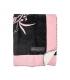 Тёплый мягенький плед от Victoria's Secret PINK - Black Pink