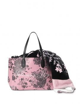 Фото Стильная сумка-шоппер от Victoria's Secret - Floral