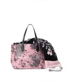 Стильная сумка-шоппер от Victoria's Secret - Floral