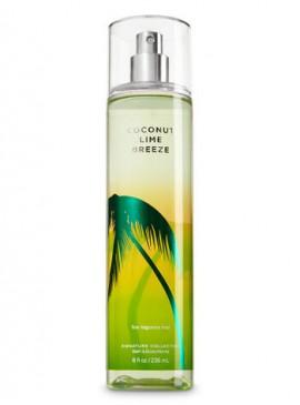 Фото Спрей для тела Bath and Body Works - Coconut Lime Breeze