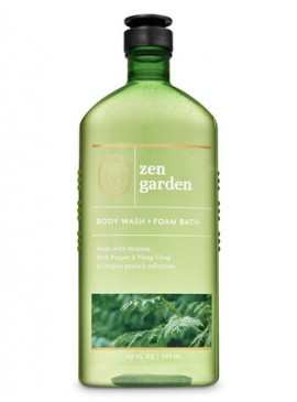 Фото Гель для душа Aromatherapy Zen Garden от Bath and Body Works