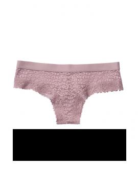 Фото Кружевные трусики-чикстер от Victoria's Secret PINK - Dreamy Lilac