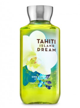 Фото Гель для душа Tahiti Island Dream от Bath and Body Works