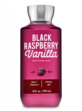 Фото Гель для душа Black Raspberry Vanilla от Bath and Body Works