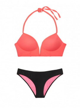 Фото Купальник с Push-up Victoria's Secret PINK