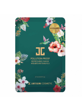 Фото Маска для лица Jayjun Pollution-Proof Refreshing Mask