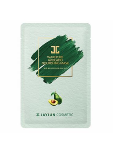 Маска для лица Jayjun Wakepure Avacado Nourishing Mask