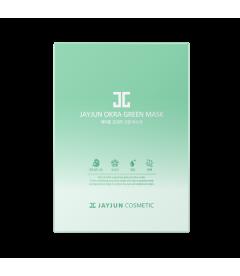 Маска для лица Jayjun Okra Green Mask