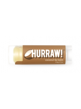 Фото Бальзам для губ Hurraw! Coconut Lip Balm